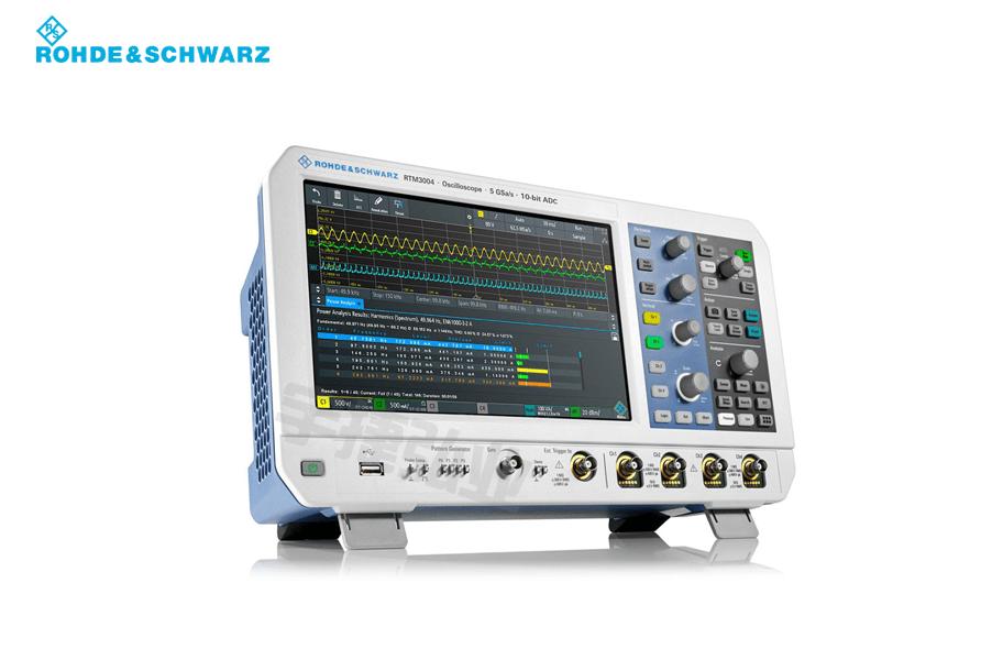 罗德与施瓦茨R&S RTM3000示波器